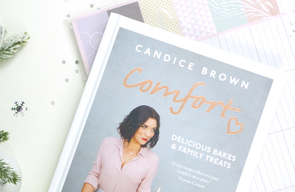 an image of Candice Brown Comfort Recipe Book Review