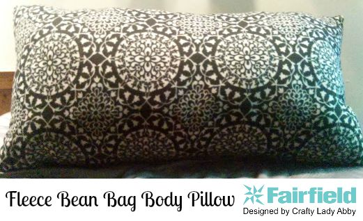 Sensational Sewing Diy Fleece Bean Bag Body Pillow Gmtry Best Dining Table And Chair Ideas Images Gmtryco