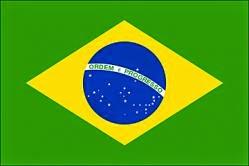 La bandera de Brasil (también conocida como Auriverde)