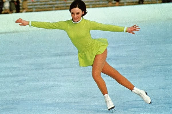Field of Gold: Beauty on Ice: the Lovely Peggy Fleming