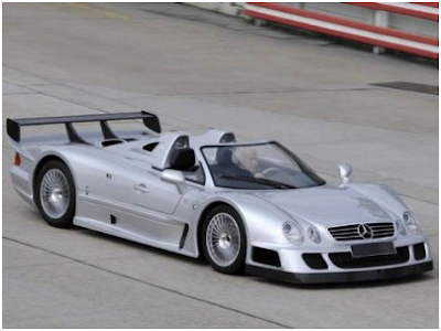 Cars mercedez Benz CLK-GTR