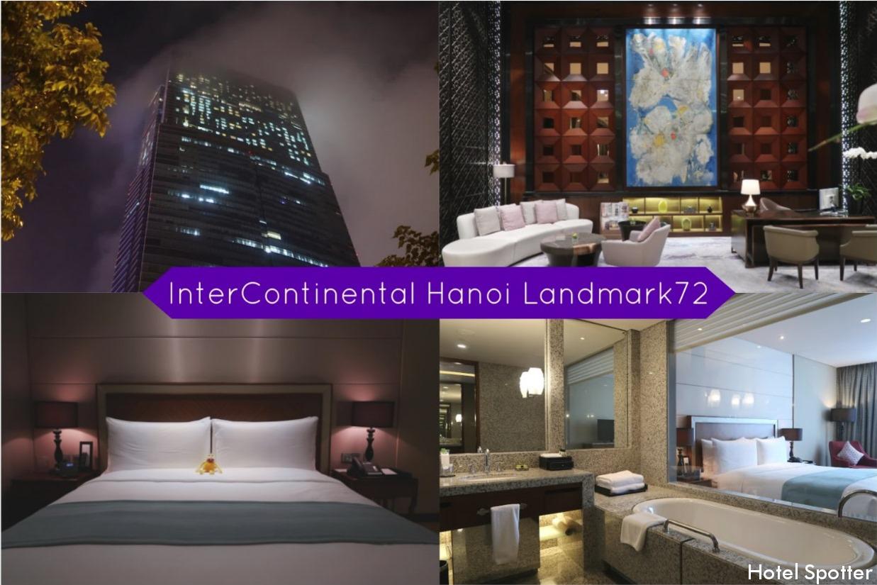 InterContinental Hanoi Landmark72, Wietnam - recenzja hotelu