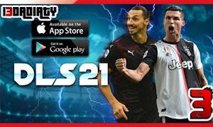 تحميل لعبة Dream League 2021 مهكرة للاندرويد من ميديا فاير | Download DLS 2021