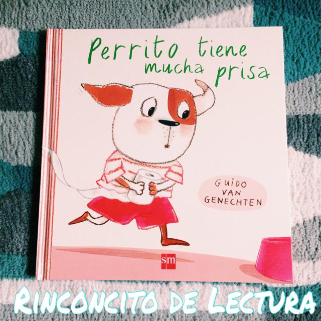 PERRITO TIENE MUCHA PRISA