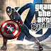 Free Download Captain America Mod For GTA San Andrea