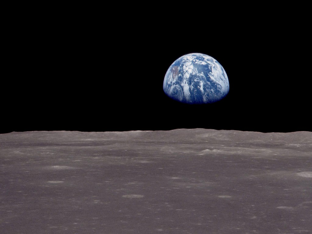 earth from moon apollo - photo #27