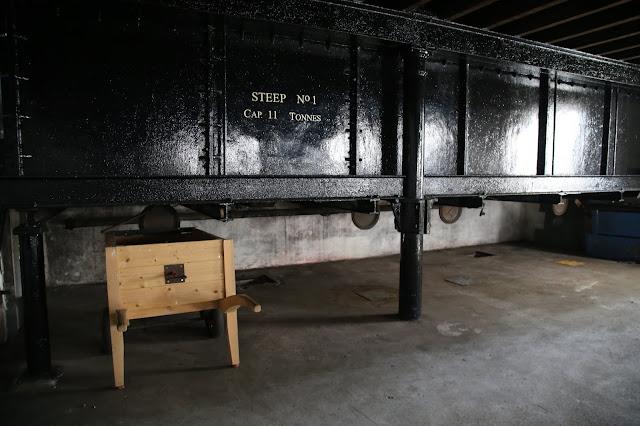 Glen Garioch whisky distillery,. Aberdeen. pic:Kerstin Rodgers/msmarmitelover.com