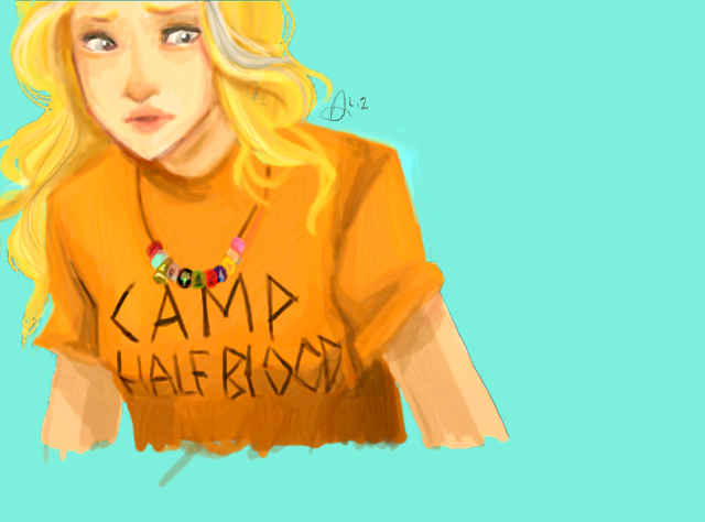 Annabeth por Andiree