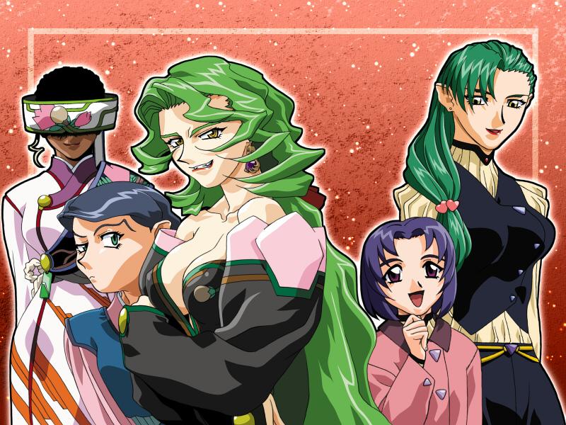 Tenchi Muyo Airi The 2nd Set of True Te...