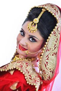 top makeup artist delhi