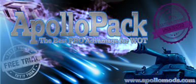 New ApolloPack 1.3.0.1 The PRO Advantage!!!!