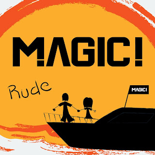 Lirik Lagu Barat Magic! - Rude