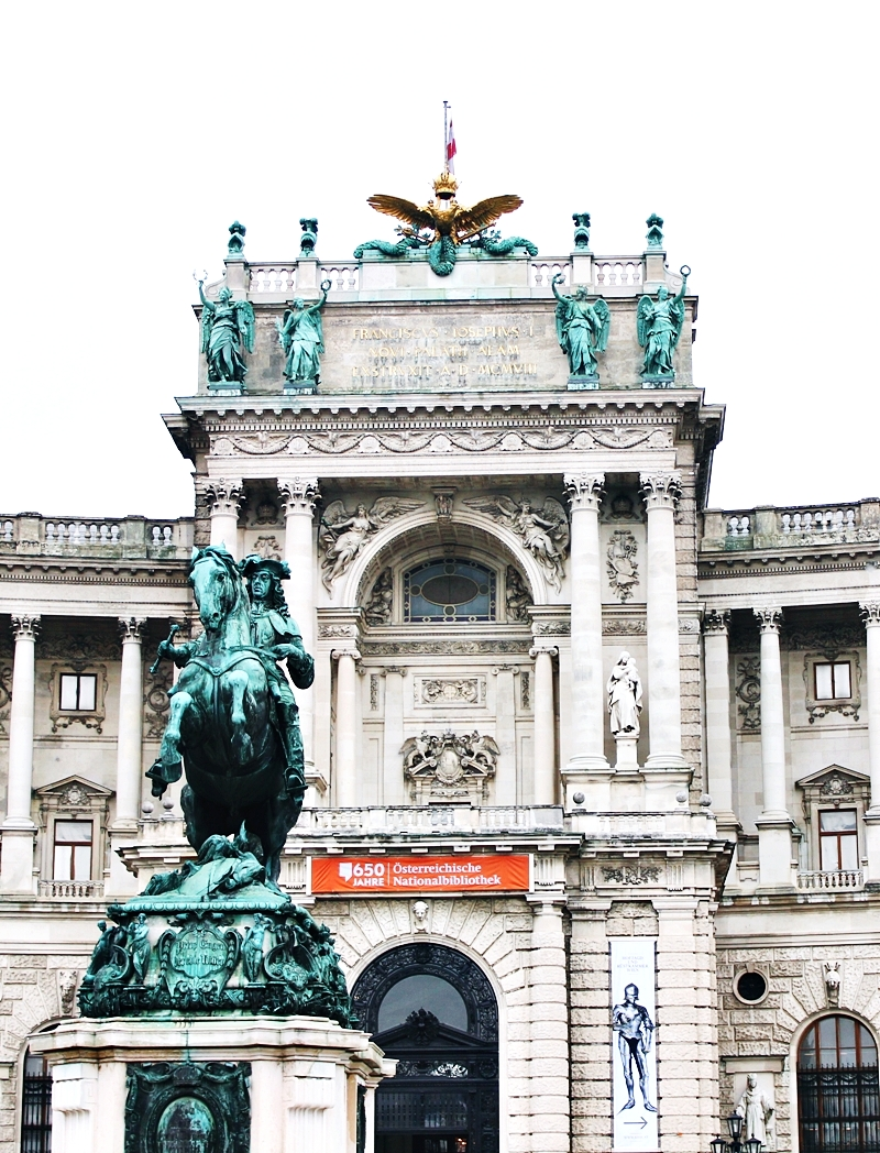 Hofburg palace photos Vienna city Austria