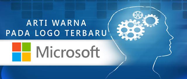 Inilah Pesan Rahasia Di Balik Logo Microsoft