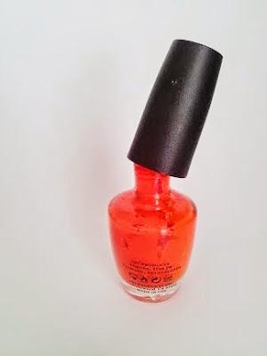 old nail polish