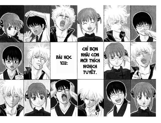 Gintama Chap 103 page 1 - Truyentranhaz.net