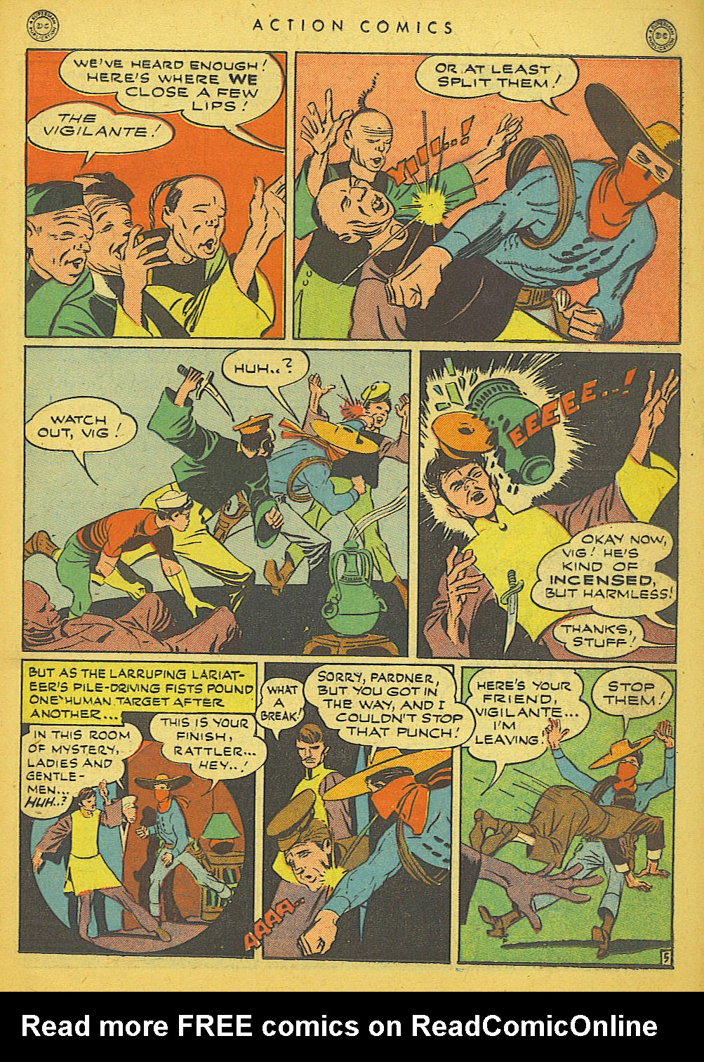 Read online Action Comics (1938) comic -  Issue #86 - 27