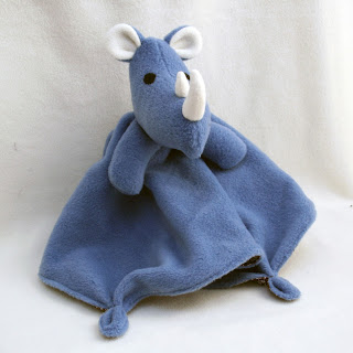 Rhino Lovey