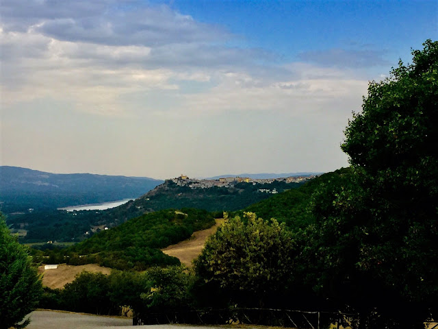 Panorama e vista sul lago