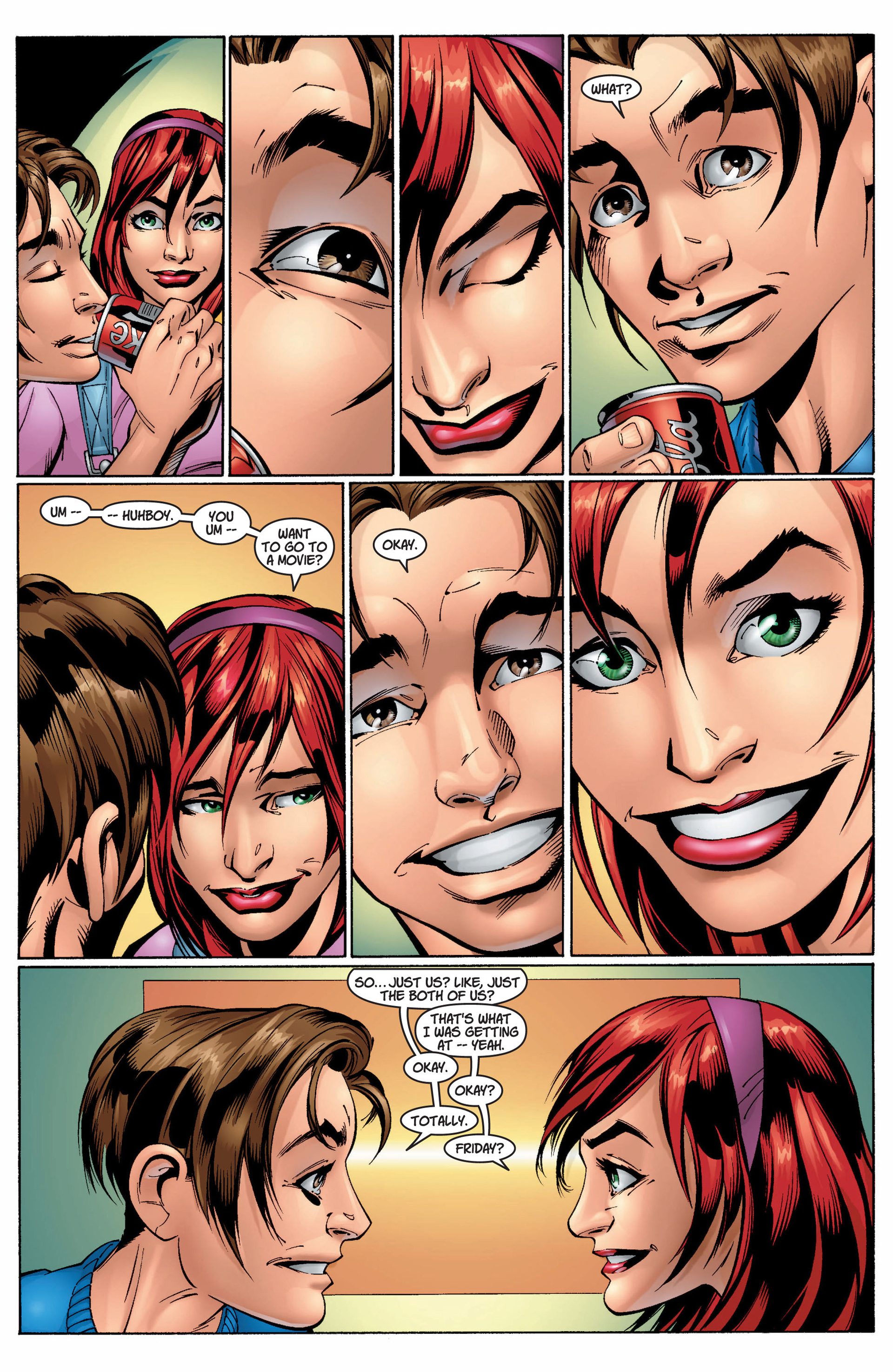 Read online Ultimate Spider-Man (2000) comic -  Issue #9 - 15