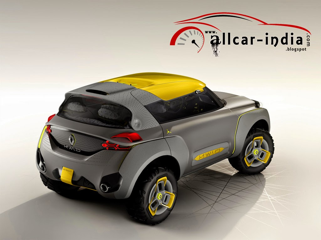 automotive craze: renault kwid concept 2014