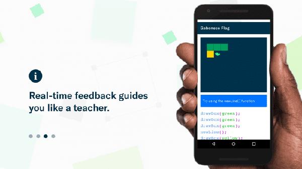 إبدأ الأن في تعلم البرمجة مجانا عبر هذا التطبيق الجديد من شركة جوجل !