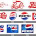 La evolución del logotipo de Pepsi
