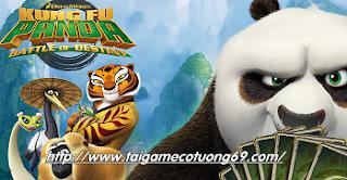 Game kungfu panda