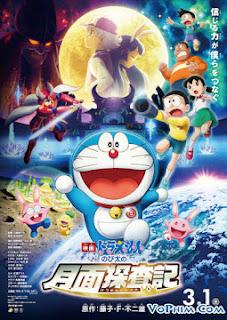 Doraemon: Nobita Và Chuyến Thám Hiểm Mặt Trăng