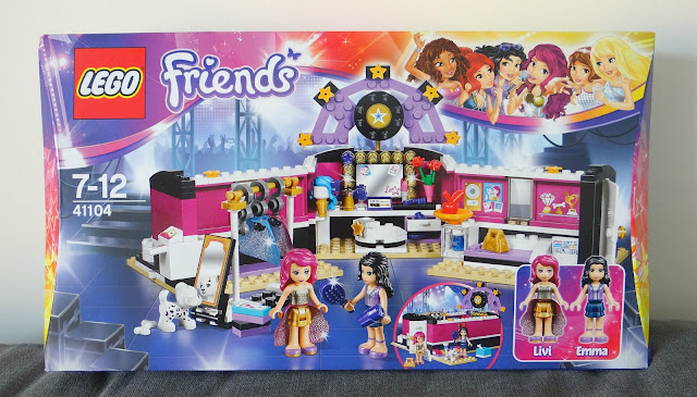 Lego Friends Livi Dressing Room
