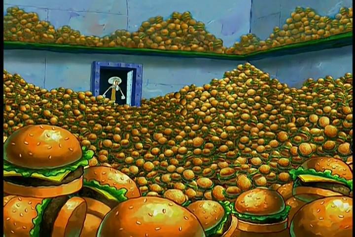SpongeBob Season 3 Episode 3A - Just One Bite SD 480p Dub Indo
