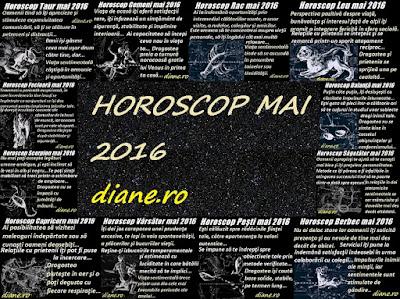 HOROSCOP MAI 201 6