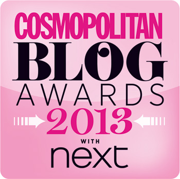 Cosmopolitan Blog Awards 2013