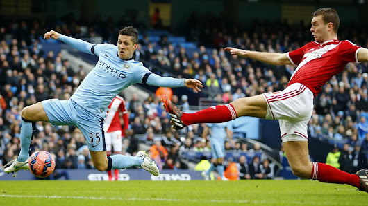 Video Highlights Manchester City vs Middlesbrough 24 January 2015