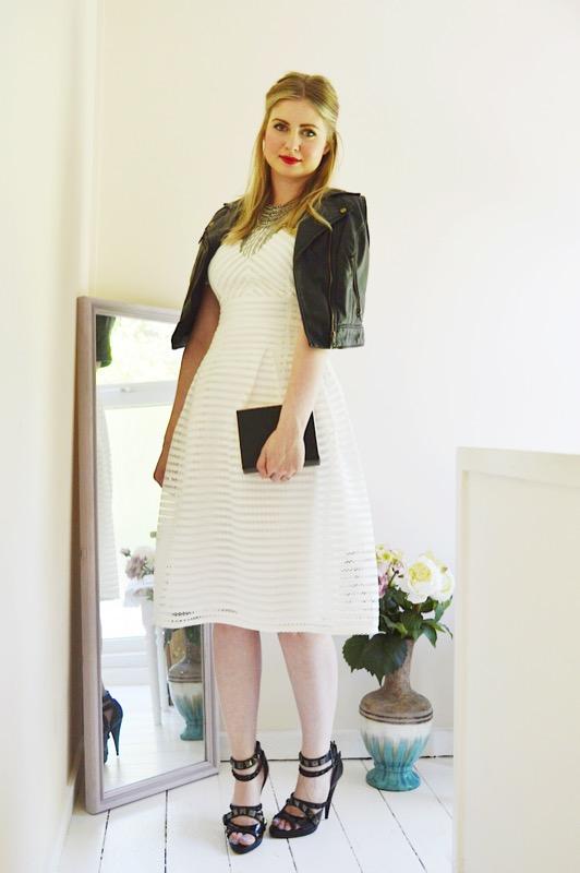 FashionFake blog, how to style a prom dress, fashion bloggers, fashion blog UK