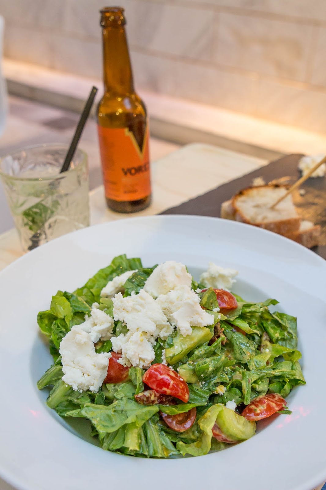 Salade grecque Syros