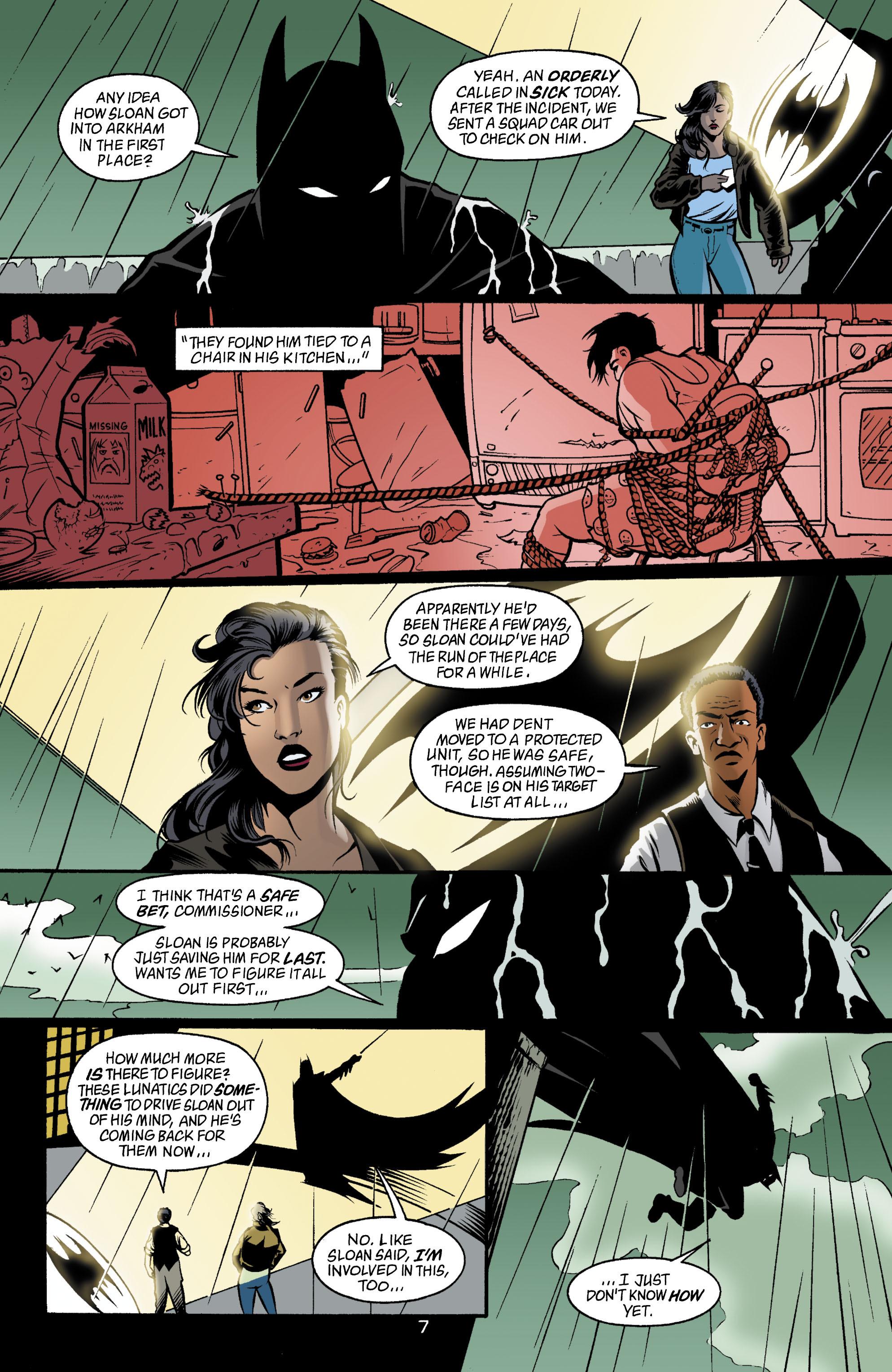 Detective Comics (1937) 780 Page 7