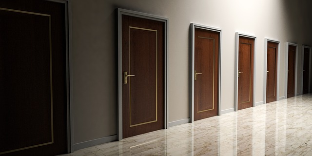 cerradura puerta blindada