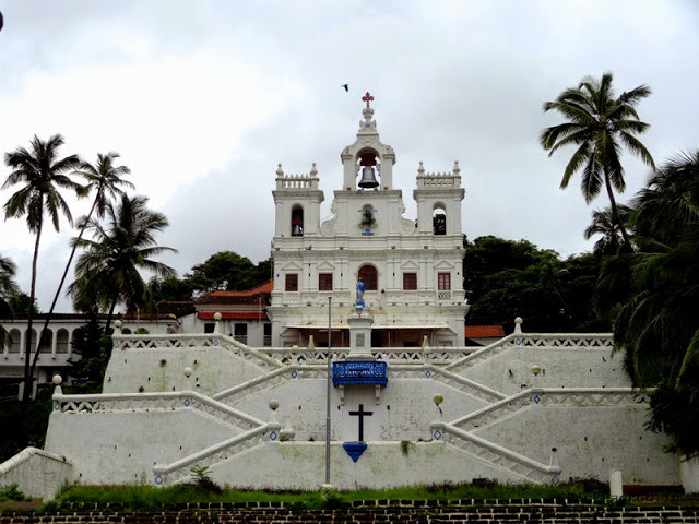UNESCO World Heritage Sites, Immaculate conception Church Old Goa