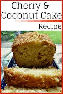 Cherry coconut Cake loaf recipes