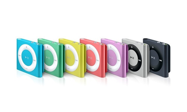 Mp3 player terbaik 1 Apple iPod Shuffle (4th Generation)