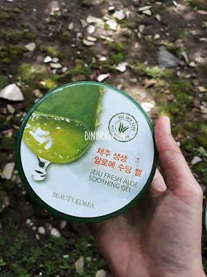 Beauty-korea-jeju-fresh-aloe-soothing-gel