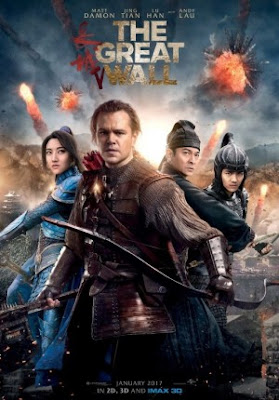 Trailer Film The Great Wall 2017