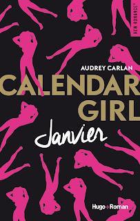 Couverture Calendar Girl Janvier Audrey Carlan