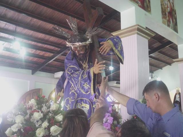 APURE: Milagros y anécdotas del Nazareno de Achaguas en  Venezuela. HISTORIA.