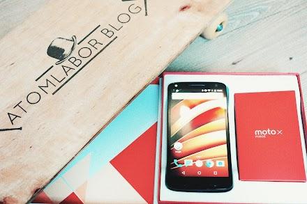 Motorola Moto X Force im Atomlabor | Auf einen Blick mit dem unverwüstlichen 2K Display