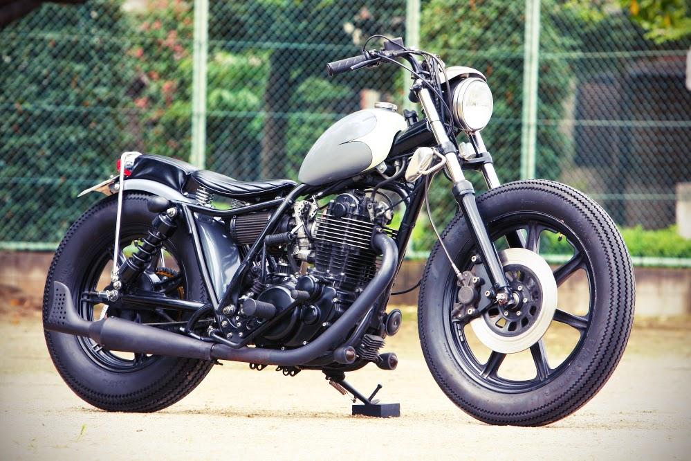 Free The Wheels     Sr400 Bobber