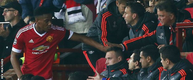 Martial scored United's last goal before Rooney's winner - on 21 October in their last meeting with CSKA
