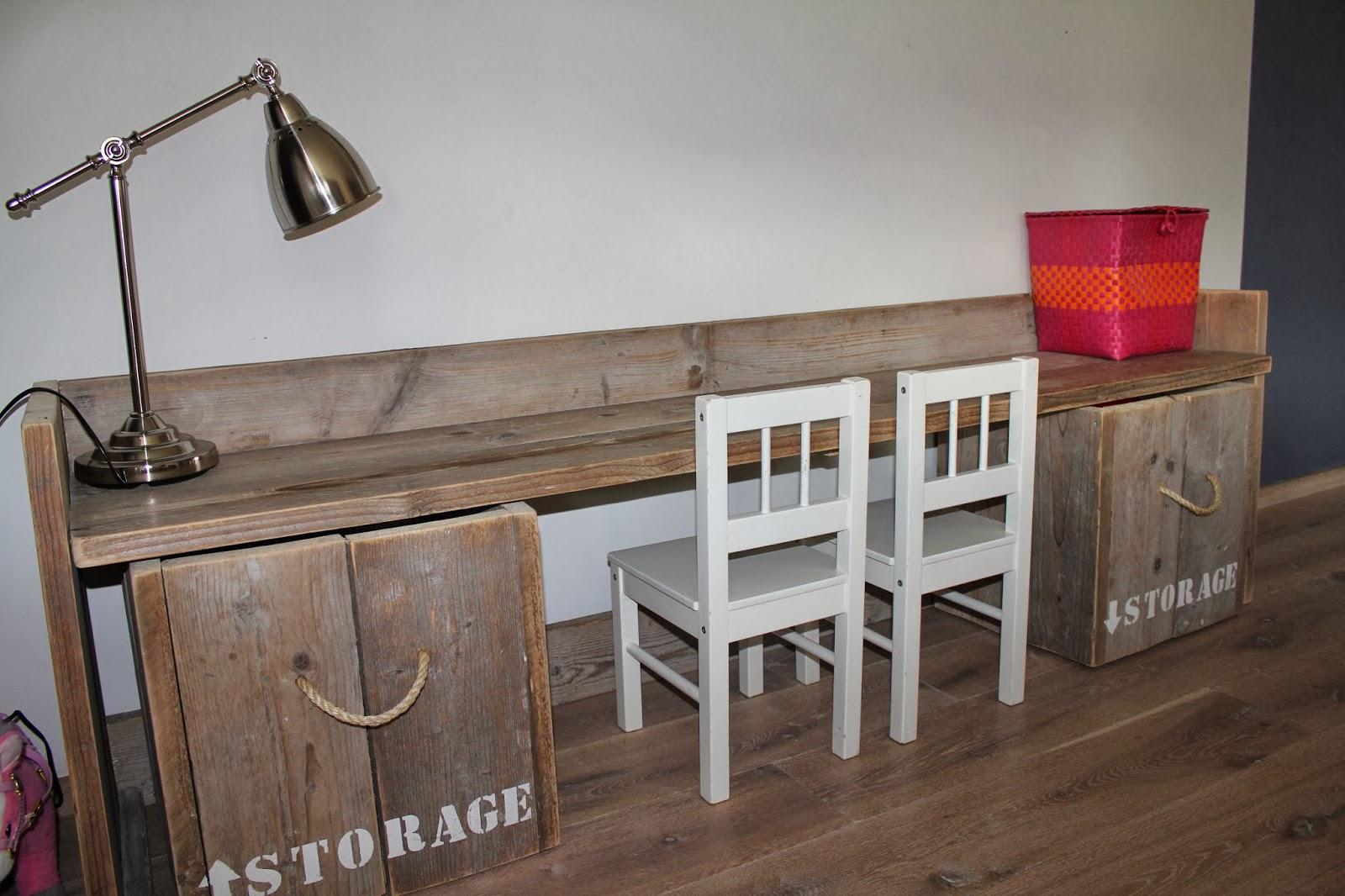 Inrichting Woonkamer Steigerhout : Inspiratie woonkamer steigerhout referenties op huis ontwerp