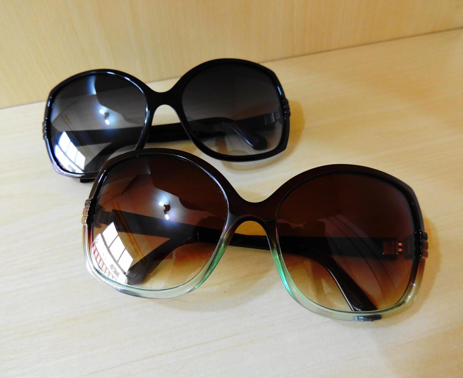 eb2e880c407d0 Cia do Esmalte  Óculos de sol Hot Buttered da Óculosweb
